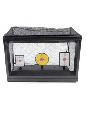 AUTOMATIC MOTORIZED ELECTRIC TARGET WITH NET [216]