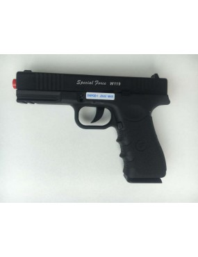 AIRSOFT PISTOL SPECIAL FORCE W119 (C119)