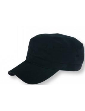 TRU-SPEC BLACK MILITARY CAP [3254004]