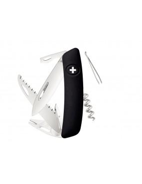 SWIZA TT05 TICK TOOL BLACK KNIFE [C410 901010]