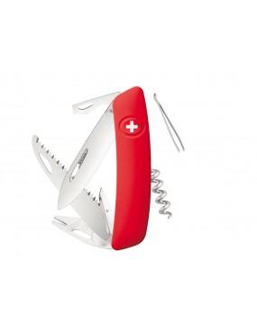 SWIZA TT05 TICK TOOL RED KNIFE [C410 901000]