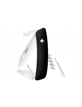 SWIZA TT03 TICK TOOL BLACK KNIFE [C410 701010]