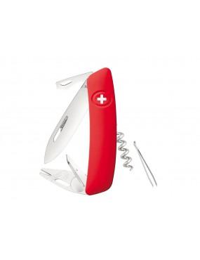 SWIZA TT03 TICK TOOL RED KNIFE [C410 701000]