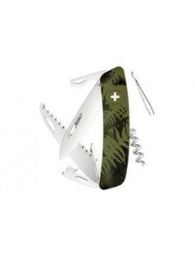 SWIZA C05 CAMOUFLAGE OLIVER FERN KNIFE [C410 502050]