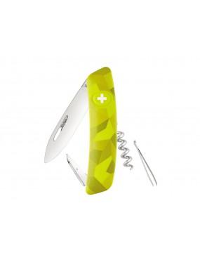 SWIZA C01 CAMOUFLAGE MOSS URBAN KNIFE [C410 102080]
