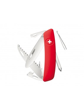 SWIZA J06 JUNIOR RED KNIFE [C410 611001]