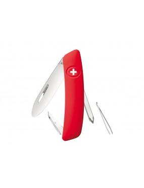 SWIZA J02 JUNIOR RED KNIFE [C410 211001]