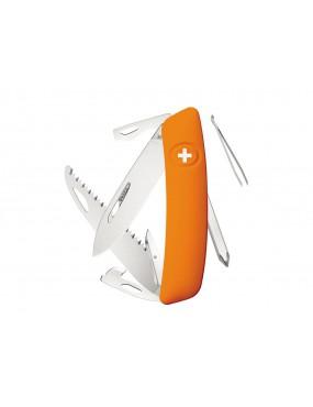 SWIZA D06 ORANGE KNIFE [C410 601060]
