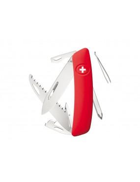 SWIZA D06 RED KNIFE [C410 601000]