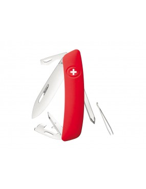 SWIZA D04 RED KNIFE [C410 401000]