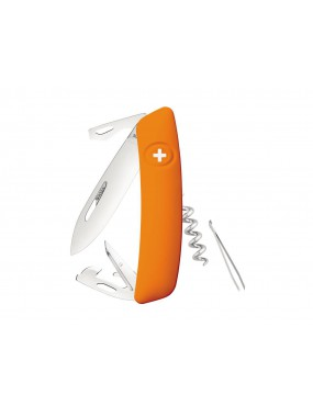 SWIZA KNIFE D03 ORANGE [C410 301060]
