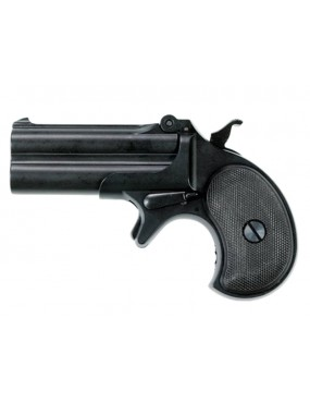 MAXTACT DERRINGER BLACK 6MM AIRSOFT GAS PISTOL [211614]