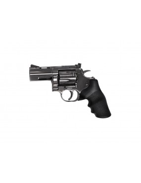 REVOLVER DAN WESSON 715 2,5 '' STEEL BLACK CO2 6MM ASG [18613]
