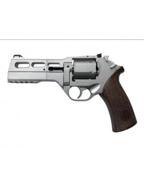 RHINO REVOLVER 50DS (CHROME) AIRSOFT 6MM [PG1051]
