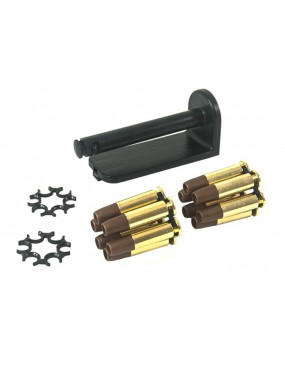 MOON CLIP DAN WESSON FOR DW 715 6MM (2X6 CASES) [A18617]
