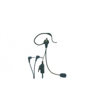 MIDLAND EARPHONE WITH MOBILE ARM MICROPHONE AE 30 [C851]