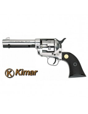 PISTOLA A SALVE SINGLE ACTION 380 CHROME KIMAR [340.008]