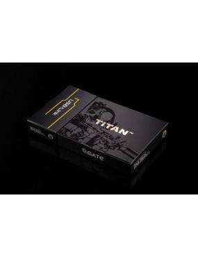 TITAN V2 ADVANCED MOSFET SET CAVI POSTERIORI GATE [TTN2-ASR2]