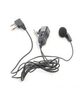 MIDLAND EARPHONE WITH MICROPHONE A BAVERO MA 28-L [C559.03]