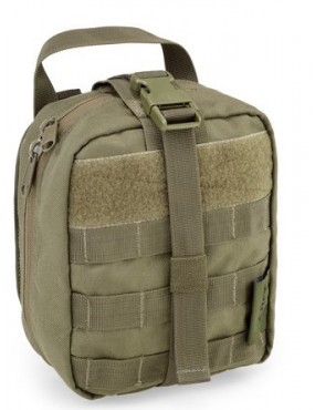 OUTAC QUICK RELEASE MEDICAL POUCH [OT-MPC / 3 OD]