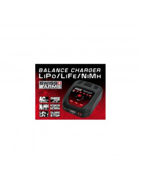 SWISS ARMS LIPO / LIFE / NiMH BATTERY CHARGER [603368]