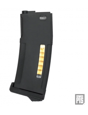 PTS MONOFILAR MAGAZINE EPM 120 BB M4 BLACK [PTS237005]
