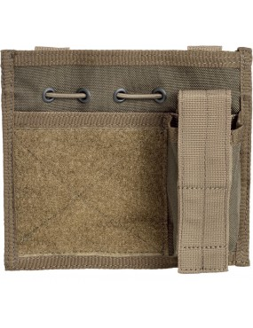 UTILITY POCKET MOLLE ADMINISTRATOR POUCH COYOTE TAN [D5-ADM01 CT]