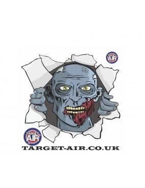 TARGET AIR ZOMBIE BLUE HEAD [320-077]