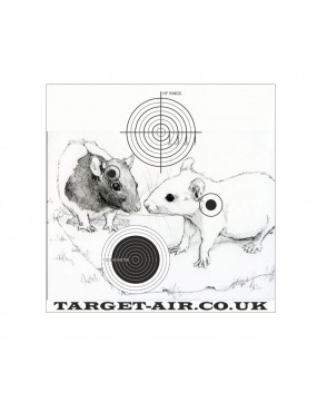 TARGET AIR TARGETS FOR RATS [320-069]