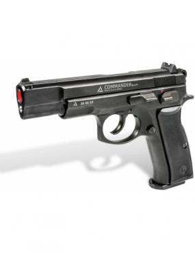 BLANK PISTOL REBLA MODEL 75 BLACK COMMANDER CAL. 8mm [420.093]