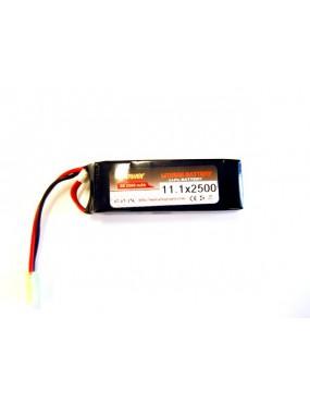 BATTERIA LIPO 11,1X2500mah 15C E-POWER  [11.1X2500]