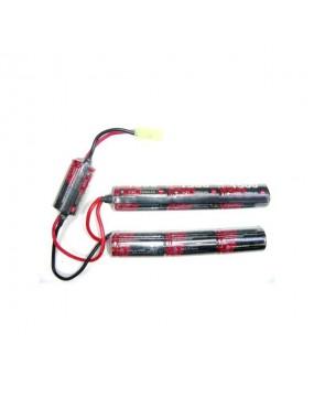 BATTERIA NI-MH 8.4X1500mah CQB E-POWER PER CALCIO CRANE  [8.4X1500]