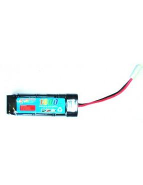 BATTERIA NI-MH MINI 8,4X1600mah E-POWER  [8.4X1600]