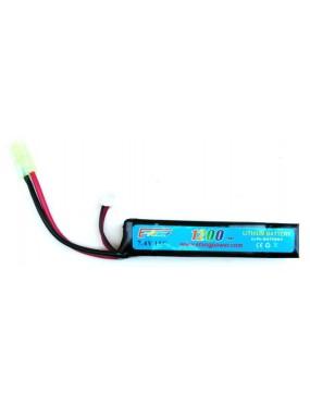 BATTERIA LIPO 7,4X1200mah 15C E-POWER  [7.4X1200]