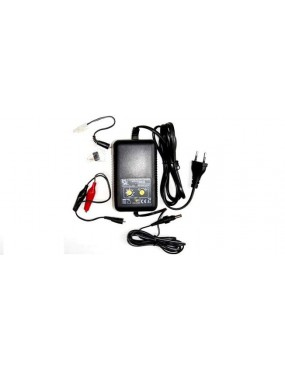 CHARGE / DISCHARGE NI-MH LARGE BATTERY WITH AMPERAGE ADJUSTMENT [CBA-3]