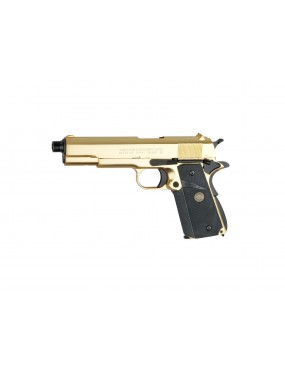1911 GOLD 24K SOCOM GEAR  [BU-GOLD-1911]