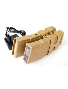 700pcs TAN ELECTRIC CHARGER FOR MASADA / ACR SERIES [B38T]