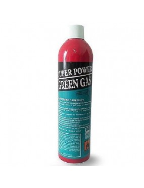 GREEN GAS SUPER POWER 1000ML [G 1200]