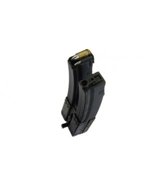 DOUBLE MAGAZINE FOR MP5 SERIES 560pcs BLACK [C37]