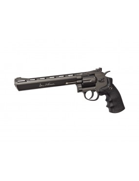 "REVOLVER CO2 DAN WESSON  GNB MB 8"" [16182]"