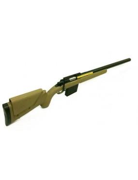 SNIPER M40 TRILLER TACTICAL TAN FULL METAL [APS-M40D]