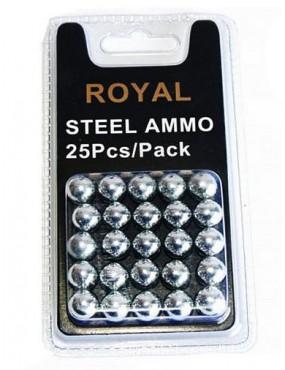 25 STEEL BALLS DIAMETER 10 MM [MKTA]