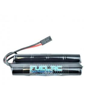 BATTERIA NI-MH 9,6X1600mah E-POWER [9.6X1600]