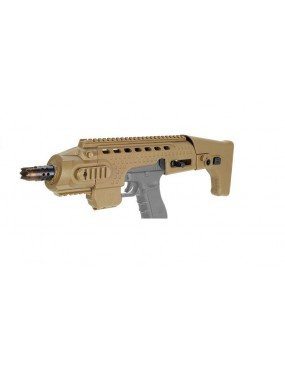 CARIBE ACTION COMBAT CARBINE FOR GLOCK [APS-SA011]