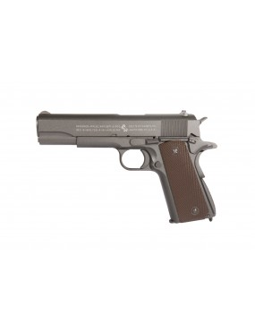 COLT 1911-2011 CO2 CENTENARIO FULL METAL CYBERGUN[180512]