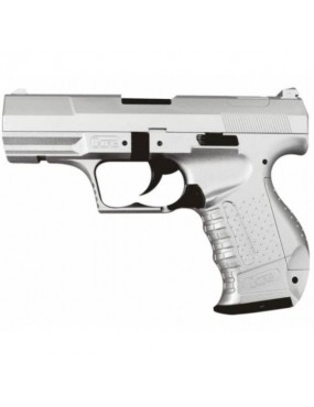 WALTHER P99 DAO CO2 SILVER FULL METAL [2.5684]