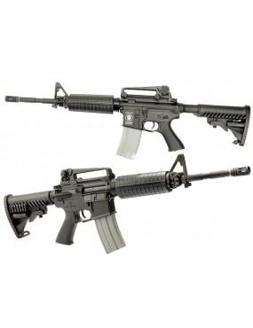 M4 A1 FULL METAL SCARRELLANTE APS [APS-R101]