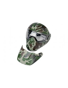 MASCHERA SOFTAIR-PAITBALL WOODLAND (SAVE PHACE ) [C1058.01]