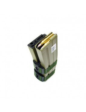 ELECTRIC MAGAZINE TAN 800pcs FOR M16-M4-SCAR-L SERIES [M105T]