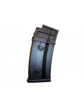 470pcs BLACK MAGAZINE FOR G36 SERIES [8741]